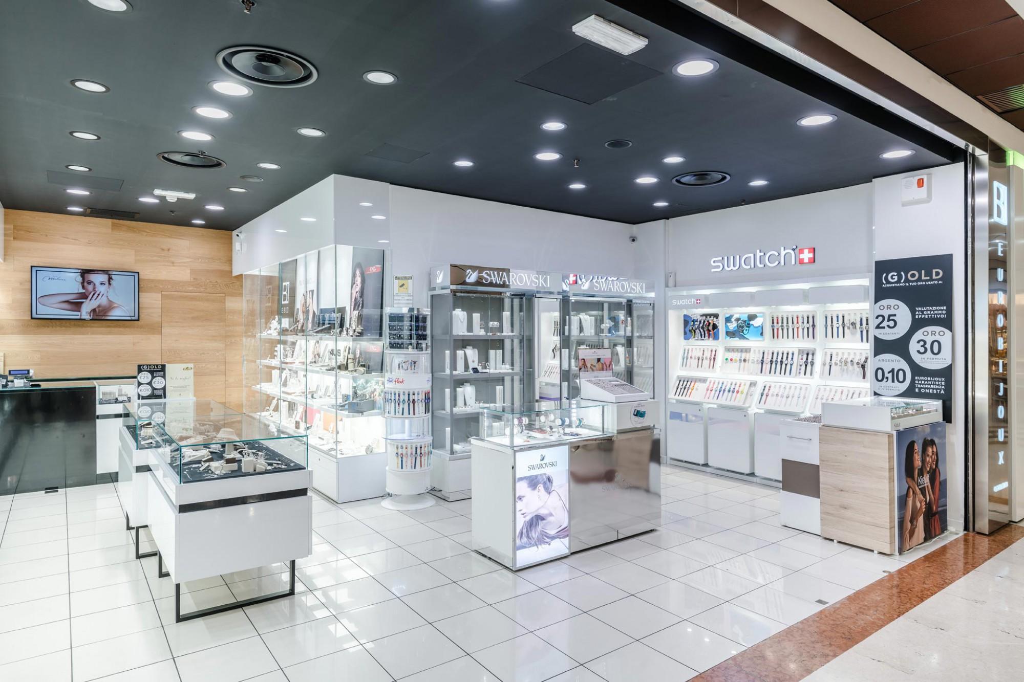 eurobijoux gioielleria novate milanese centro commerciale metropoli