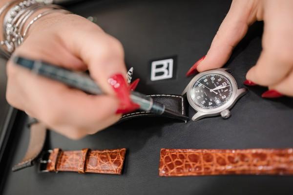 gioielleria eurobijoux sostituzione cinturino e pile orologio